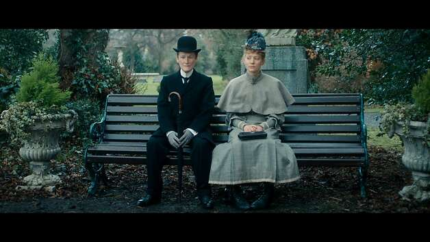 Glenn Close and Mia Wasikowska in ALBERT NOBBS Photo: Patrick Redmond, Roadside Attractions