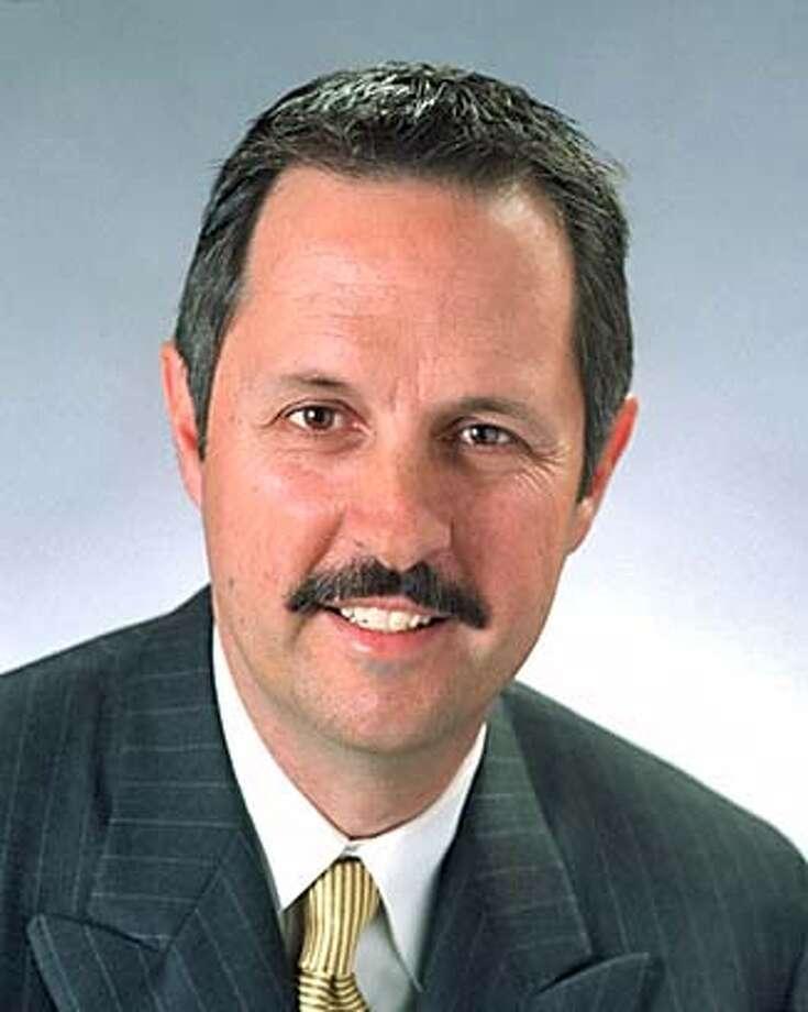 Mark Garwood  CEO, president and vice chair  Tamalpais Bank