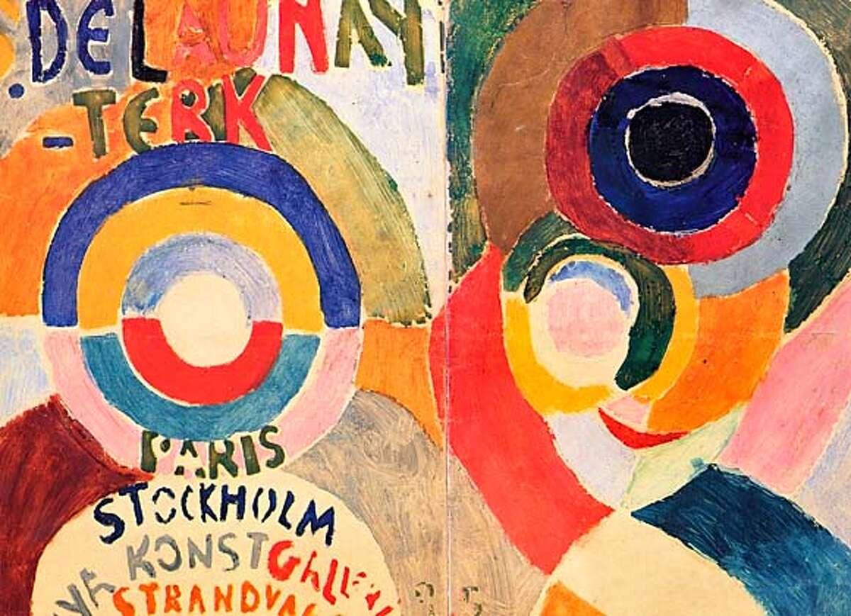 Title: Selfportrait (1916) Sonya Delauncy-Terk (1885-1979)