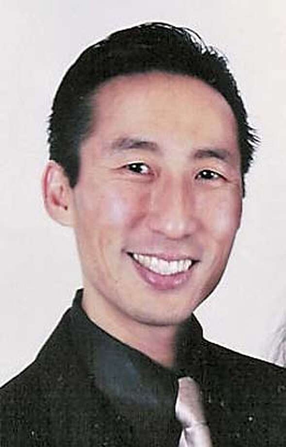 Photo of Eric Mar, a school board member who is running for re-election in November.