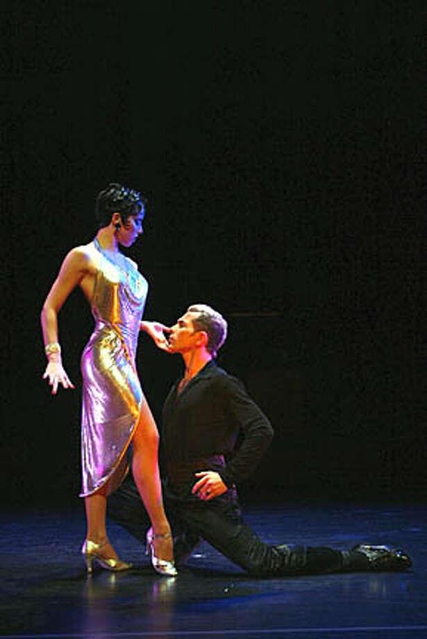 """Valentina and Claudio in Luis Bravo's """"Forever Tango."""""""