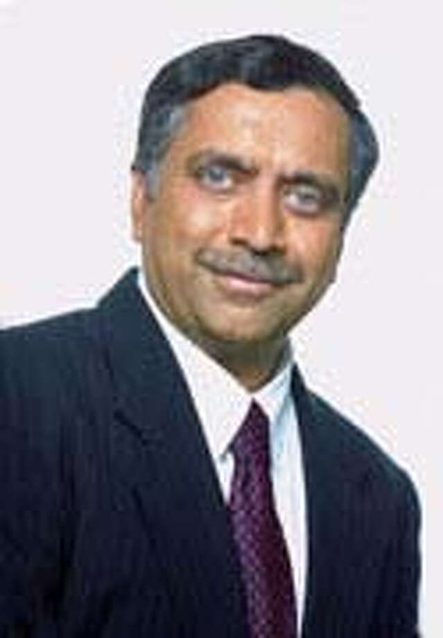 Vyomesh Joshi, an executive with HP>