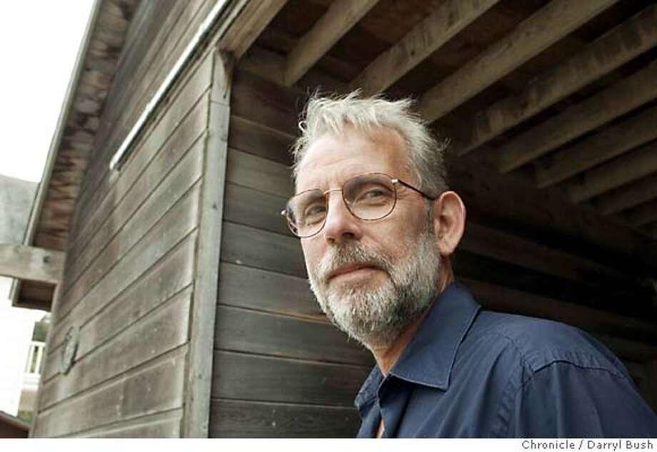 murch_046_db.jpg  Walter Murch in front of his home office which in the the barn behind him. 7/24/04 in Bolinas  Darryl Bush / The Chronicle Ran on: 08-22-2004  The infamous toilet scene from &quo;The Conversation.&quo; Photo: Darryl Bush