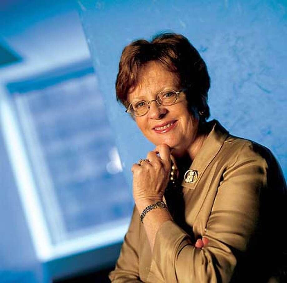 Photo of Mary Cranston, firm chair of Pillsbury Winthrop LLP.
