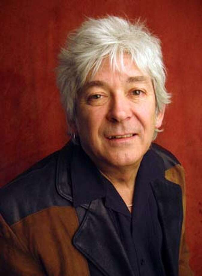 Photo of British musician Ian McLagan (solo).