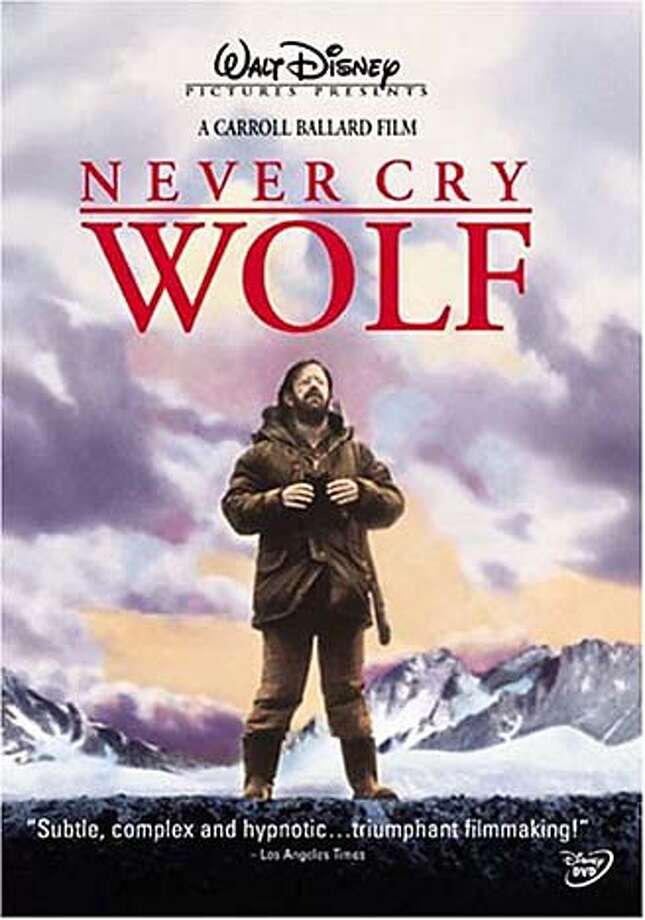 """""""Never Cry Wolf"""": The movie does exist, and it's not bad. Photo courtesy of Walt Disney Home Video"""