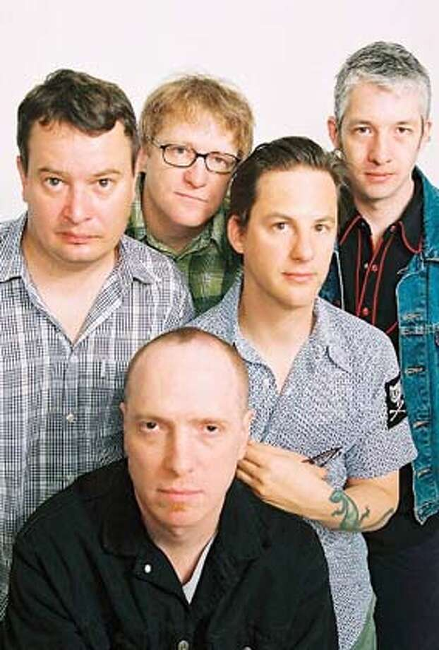 Art of Camper Van Beethoven