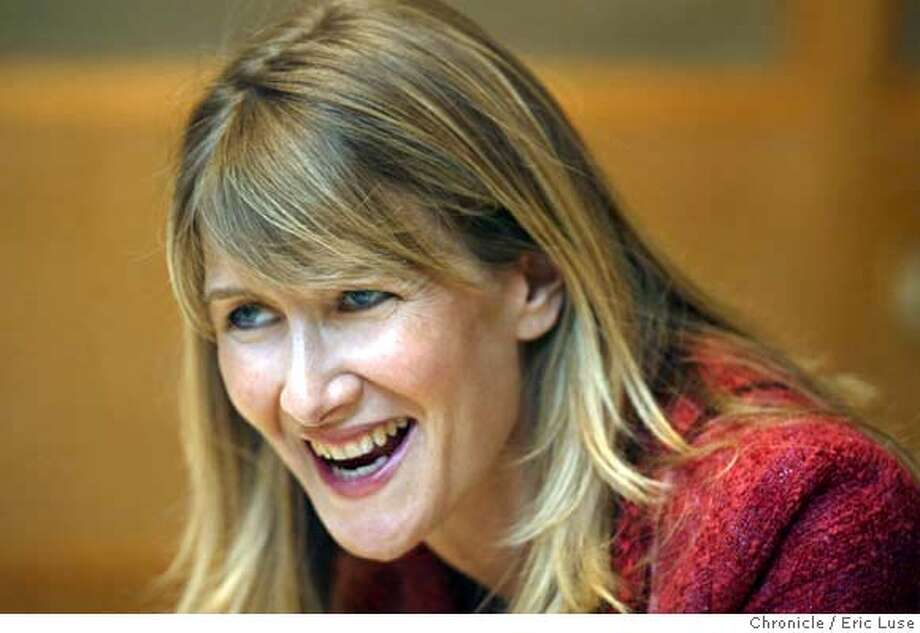 "Actress Laura Dern in town to talk about ""We Don't Live Here Anymore,'' an adultery drama in which she stars  Event on 7/20/04 in San Francisco. Eric Luse / The Chronicle Photo: Eric Luse"
