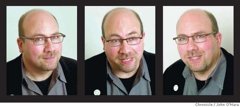 Craigslist founder Craig Newmark. Chronicle photos by John O'Hara