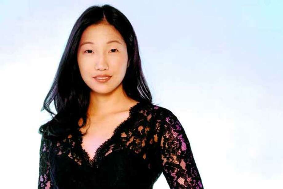 Photo of Lucille Chung.