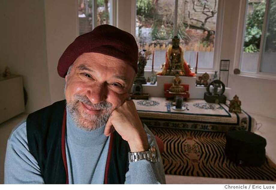 lieberman_0072_el.jpg Lieberman in his San Francisco home Dr. Marc Lieberman, SF Opthamologist has run Tibet Vision for a decade. Trains Tibetan docs to restore eyesight primarily with cataract surgery. A documentary that highlights this work will be shown at the International Buddhist Film Festival Feb 5. Film is called Visioning Tiobet.  Event on 1/27/05 in San Francisco Eric Luse / The Chronicle Photo: Eric Luse