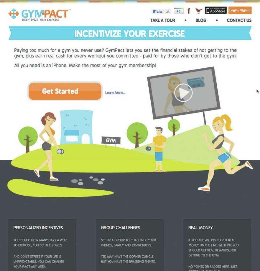 Gym-Pact