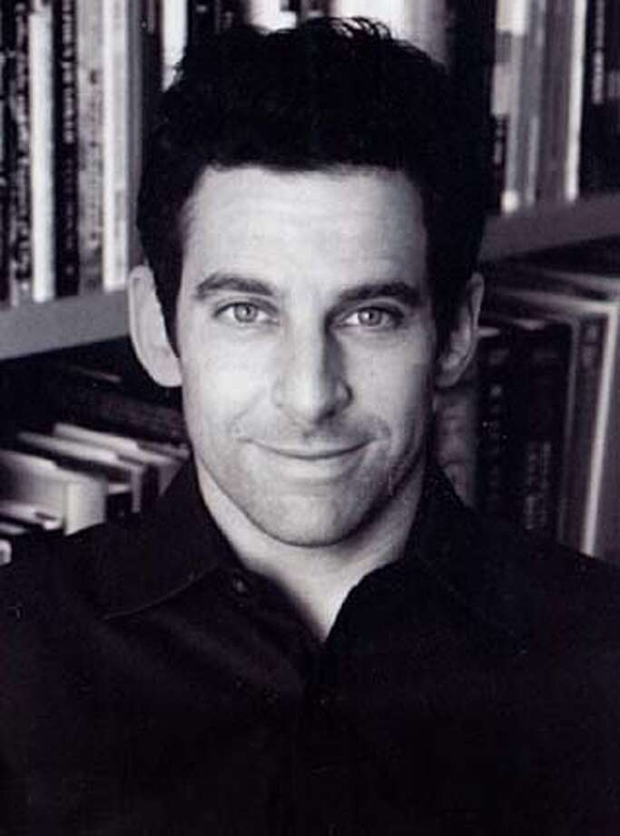 "SAM HARRIS, AUTHOR ""THE END OF FAITH"". PHOTO BY SARA ALLEN"