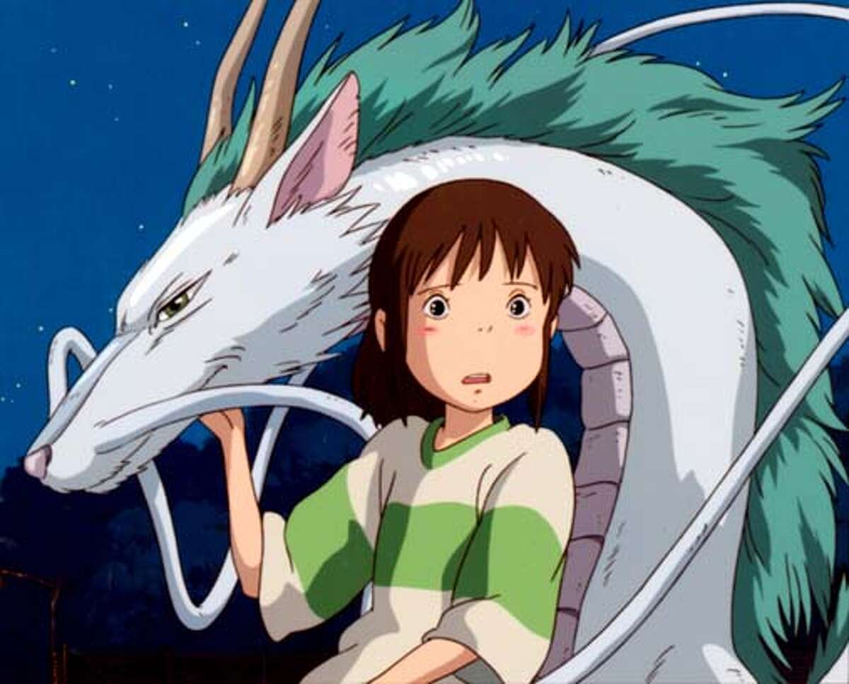THIS IS A HANDOUT IMAGE. PLEASE VERIFY RIGHTS. SPIRIT-C-11SEP02-PK-HO MIYAZAKI'S SPIRITED AWAY