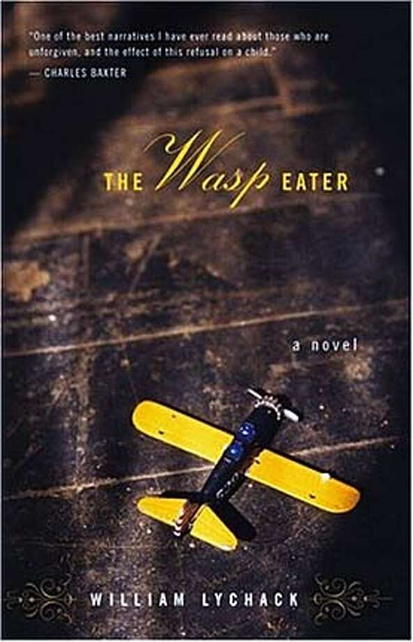 capsules15a.JPG Book cover of THE WASP EATER by William Lychack HANDOUT