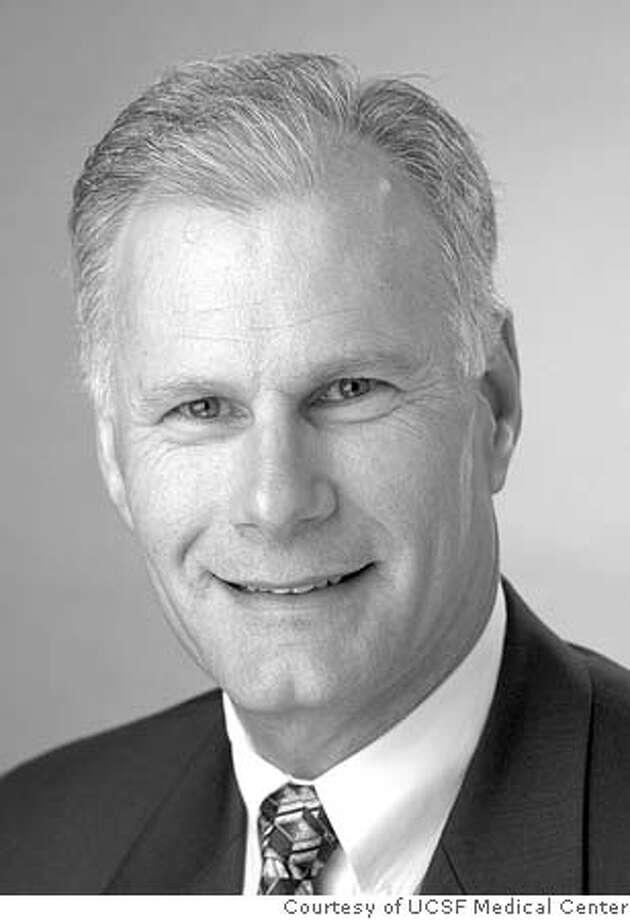 Mark Laret, CEO of UCSF Medical Center. COURTESY UCSF MEDICAL CENTER. Photo: Handout