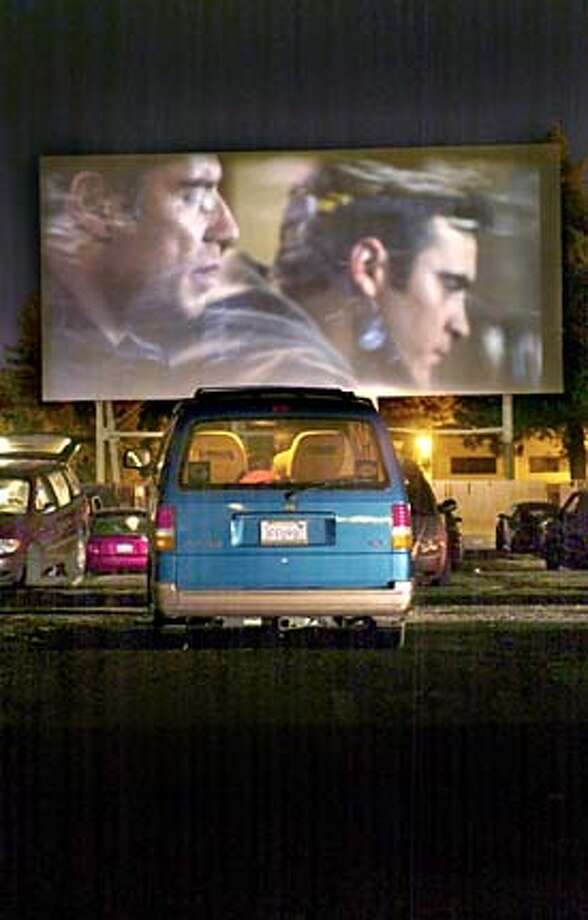 The Solano drive in in Concord Event on 8/5/04 in Concord.  Chris Hardy / San Francisco Chronicle Photo: Chris Hardy