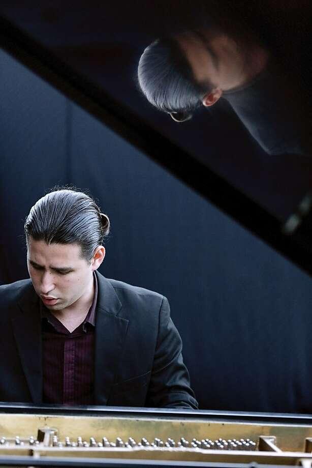 Cuban-born jazz pianist Alfredo Rodriguez makes his Cal Performances debut at 7 p.m. Jan. 29 in  Hertz Hall. $32.. (510) 642-9988, www.calperformances.org Photo: Cal Performances