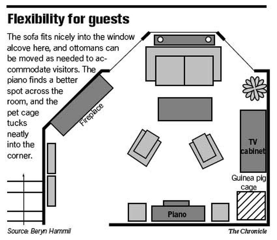Flexibility for Guests. Chronicle Graphic