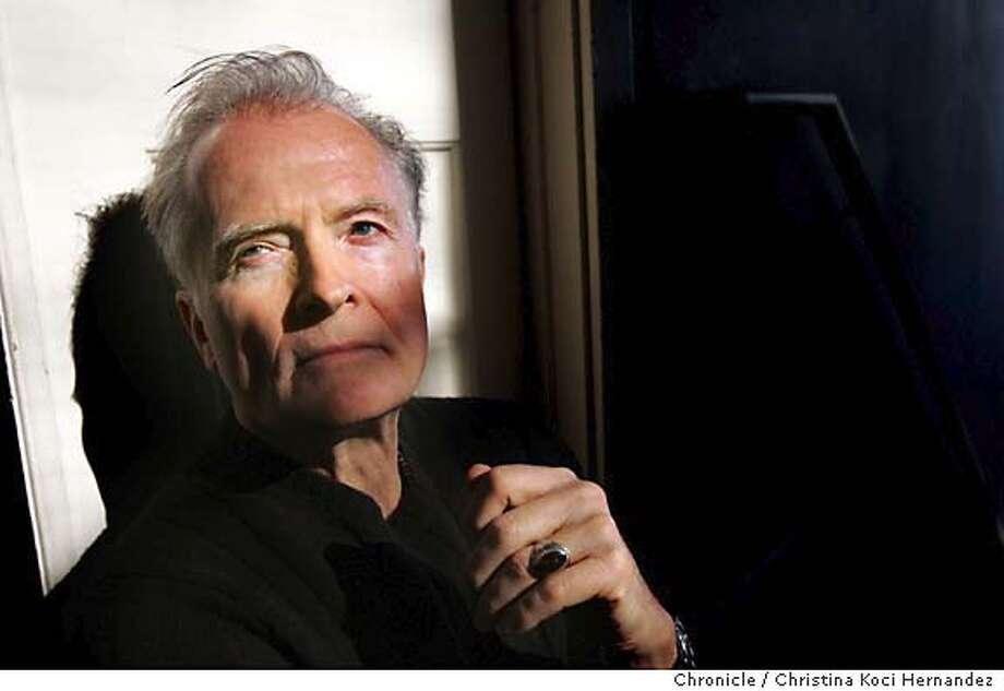 nilsson30020_ckh.jpg  Independent filmmaker, Rob Nilsson, at his Berkeley home/studio .CHRISTINA KOCI HERNANDEZ/CHRONICLE Photo: CHRISTINA KOCI HERNANDEZ