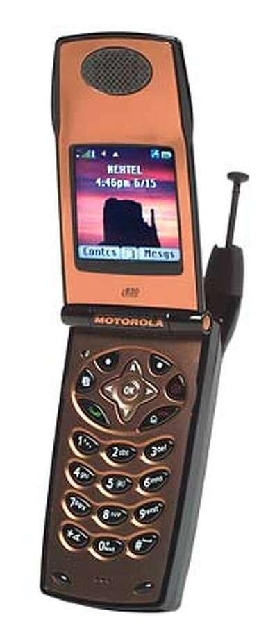 Cell Phone from Nextel - Motorola i830