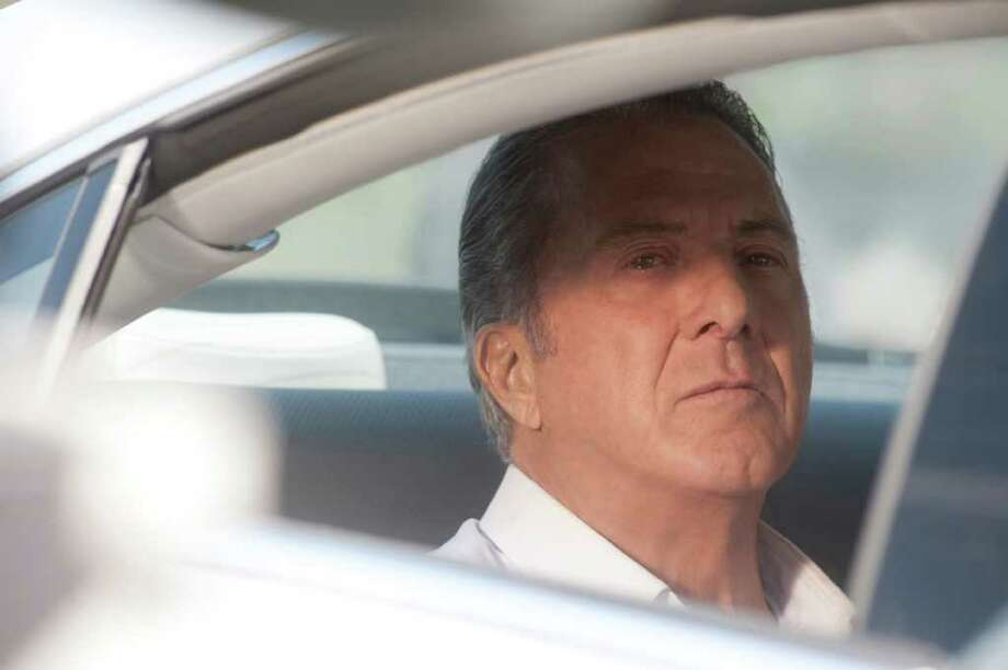 """Dustin Hoffman stars in the HBO series """"Luck."""" Photo: HBO"""