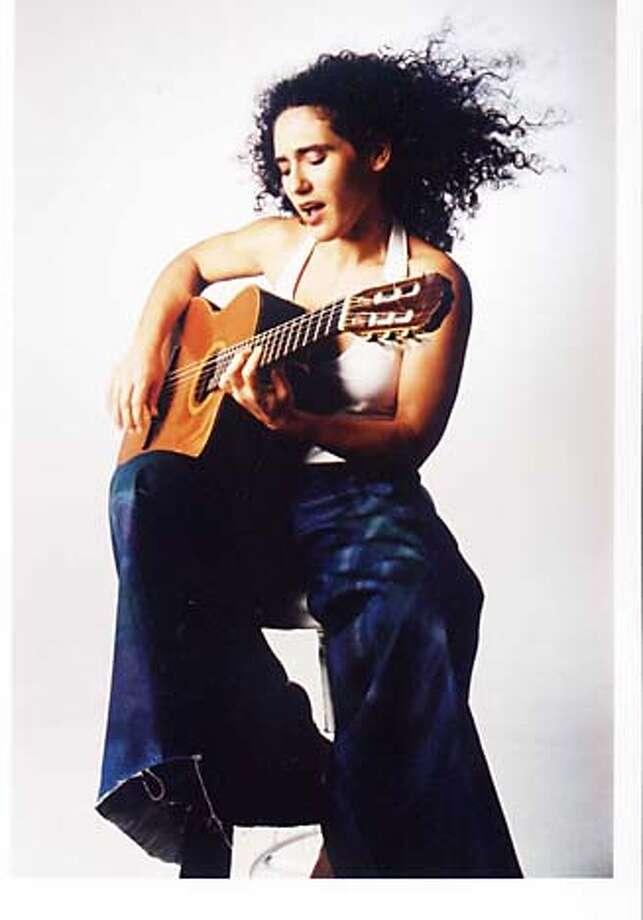 Guitarist Badi Assad