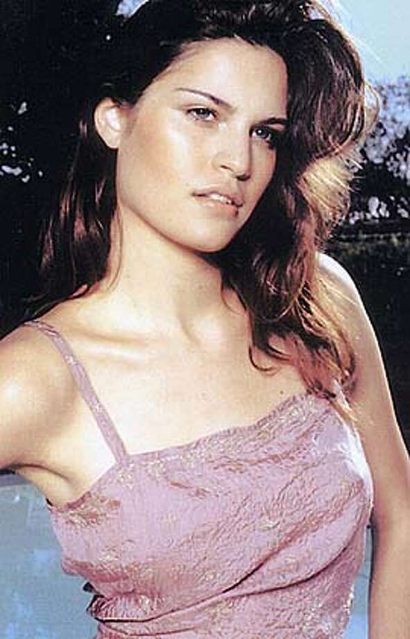 Model Melissa Haro  HANDOUT