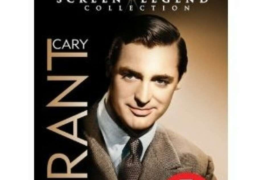 dvd cover CARY GRANT: SCREEN LEGEND COLLECTION Photo: Paramount, Amazon.com