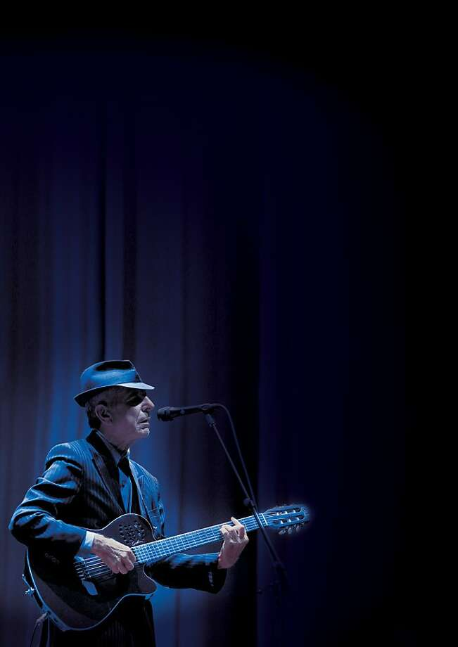 Leonard Cohen Photo: Columbia