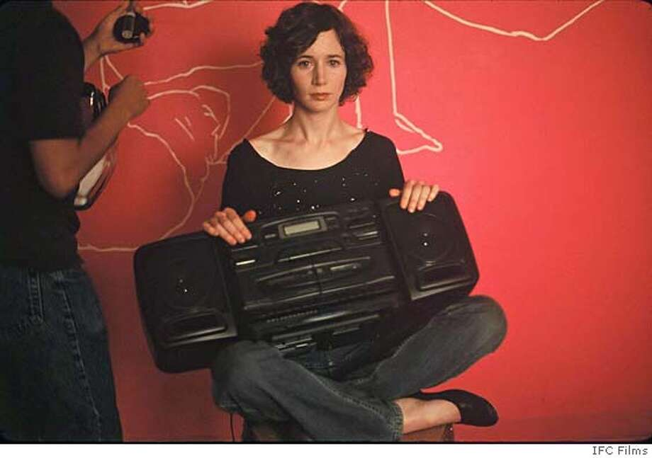Miranda July (Christine) in a scene from ME AND YOU AND EVERYONE WE KNOW directed by Miranda July. An IFC Films release. Photo: An IFC Films Release