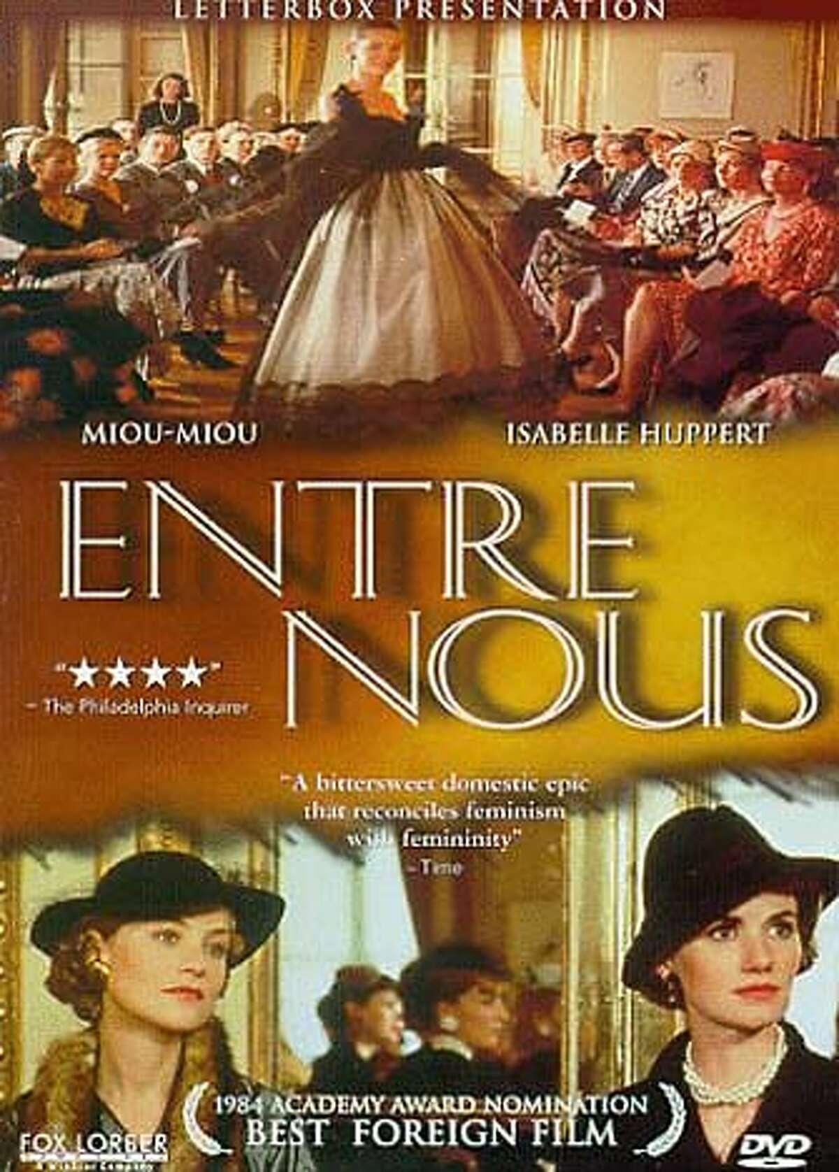 DVD cover art for,