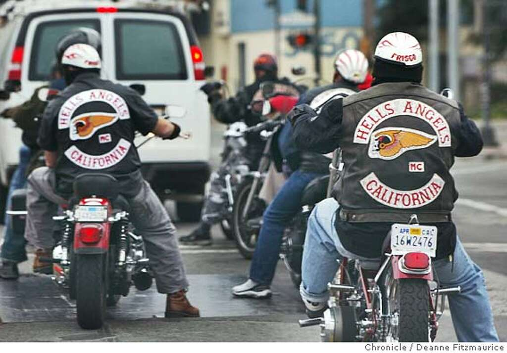Image result for Hell's Angels San Francisco