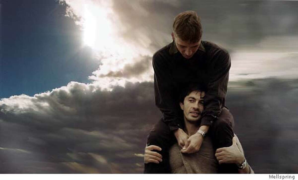 FATHER30 Father and Son- Directed by Alexander Sokurov Andrey Shchetinin as Father and Aleksey Neymyshev as Son