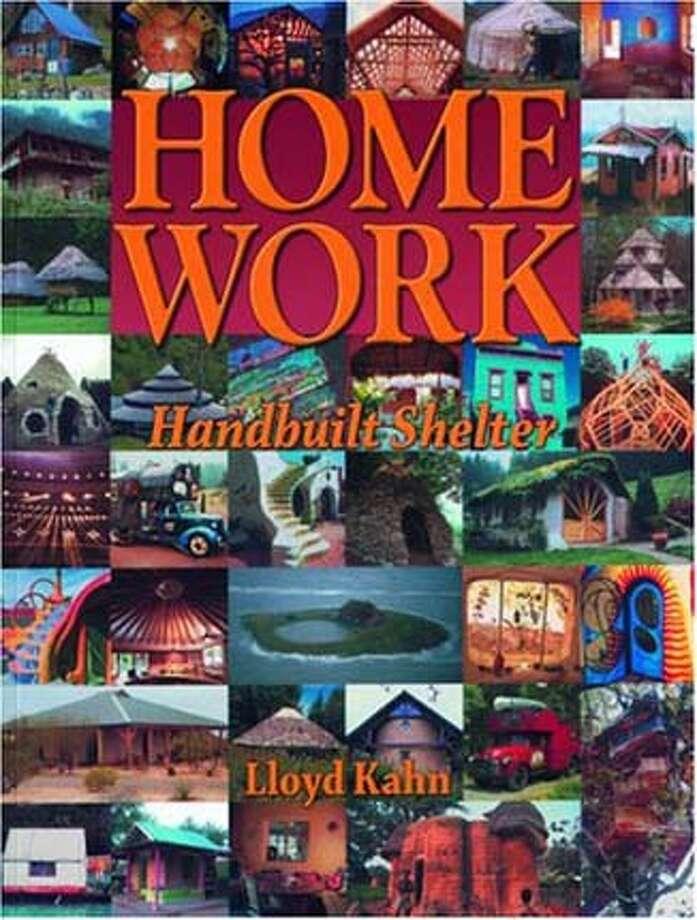 ARROL28.JPG Cover of HOME WORK by Lloyd Kahn HANDOUT