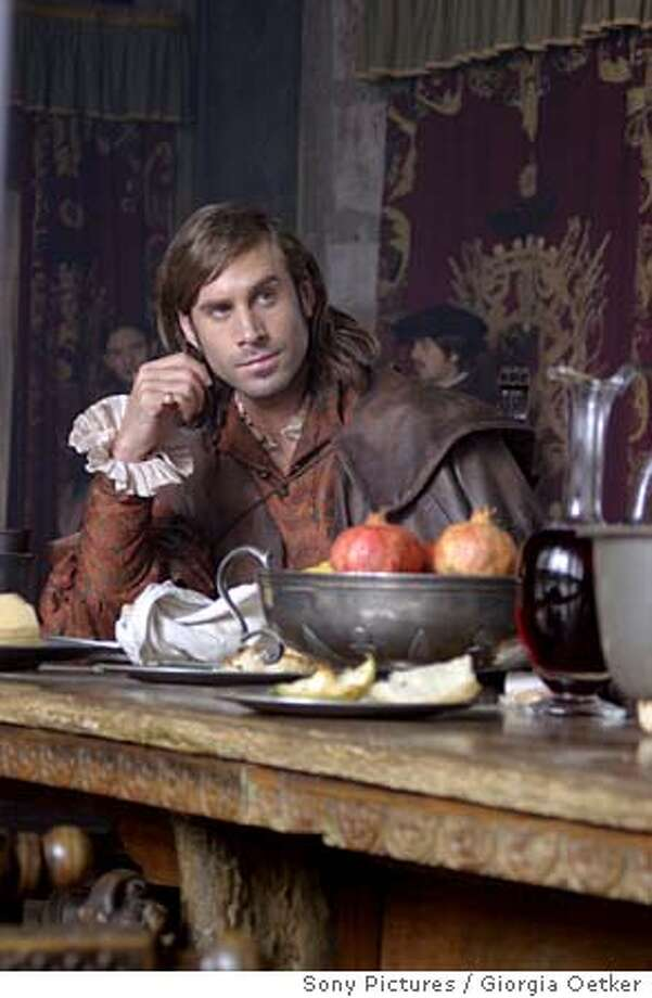 MERCHANT14.jpg Joseph Fiennes as Bassanio in Merchant of Venice Giorgia Oetker/ Sony Pictures Photo: Giorgia Oetker