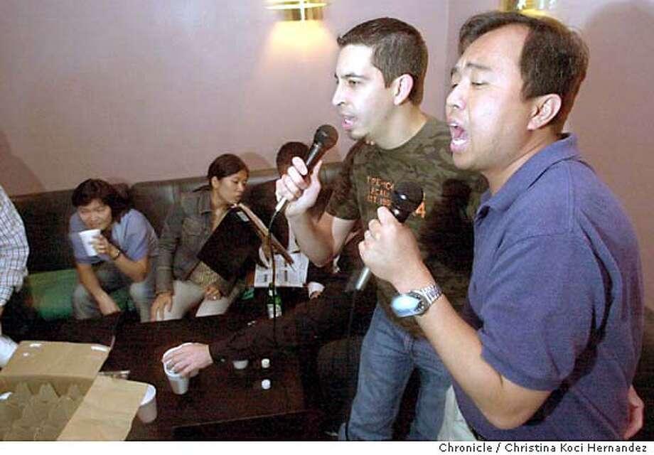 Karaoke Bay Area Private Room
