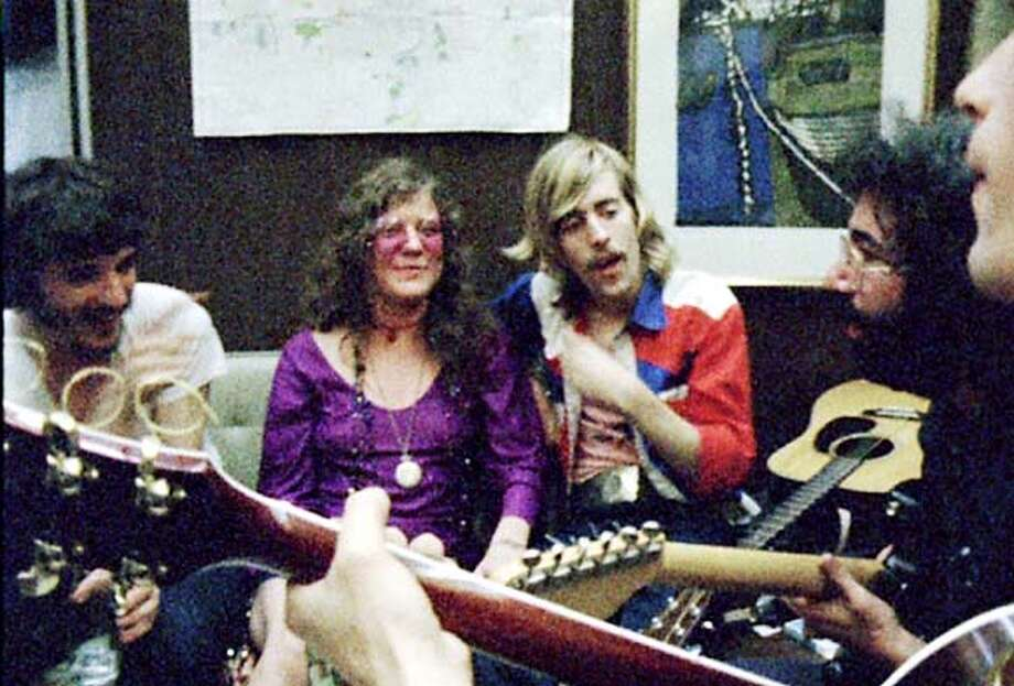 Janis Joplin and Grateful Dead in Bob Smeaton's FESTIVAL EXPRESS, playing at the 47th San Francisco International Film Festival, April 15-29, 2004 Isabella Rossellini's &quo;Saddest Music.&quo;