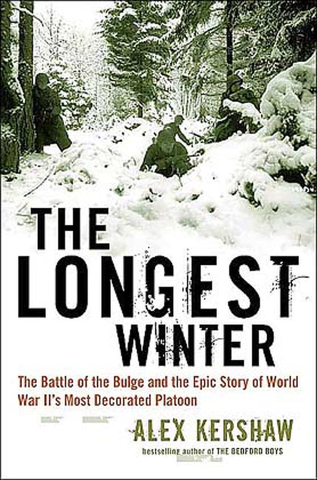 Book cover art for, The Longest Winter.