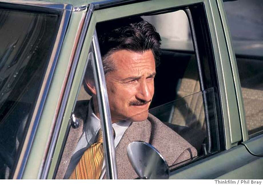 Sean Penn as Sam Bicke in THE ASSASSINATION OF RICHARD NIXON Thinkfilm/Phil Bray Photo: Photo Courtesy Of THINKFilm