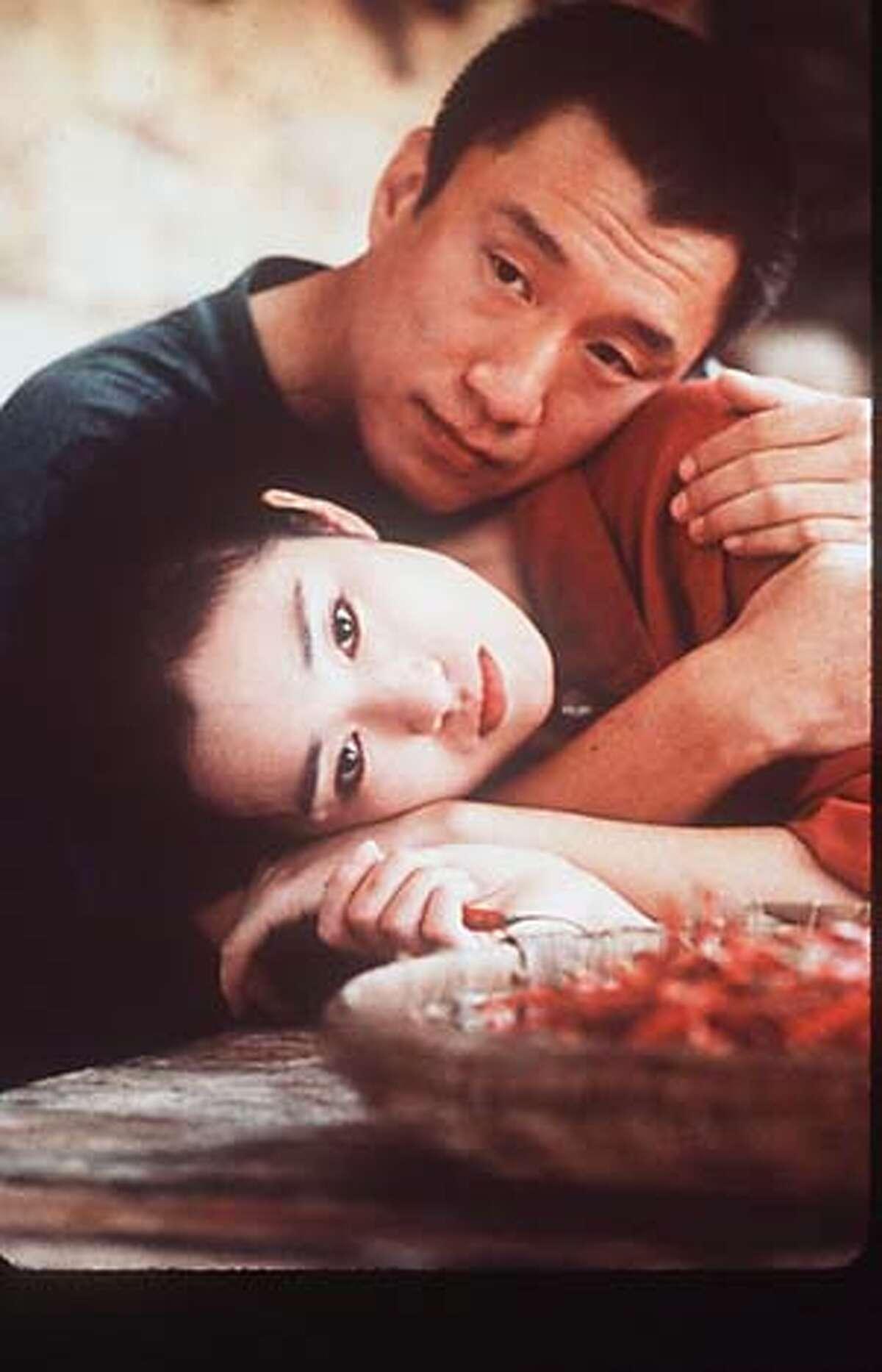 """GONG18 ACTRESS GONG LI AS """"ZHOU YU"""" AND SUN HONGLEI AS """"DR. ZHANG JIANG"""" IN """"ZHOU YU'S TRAIN,"""" A SONY PICTURES CLASSIC"""