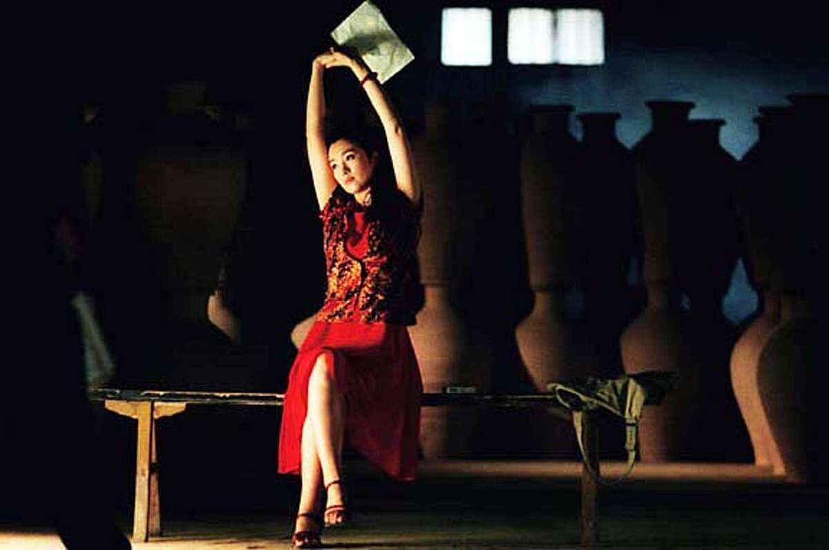 Chinese actress Gong Li makes a triumphant return in