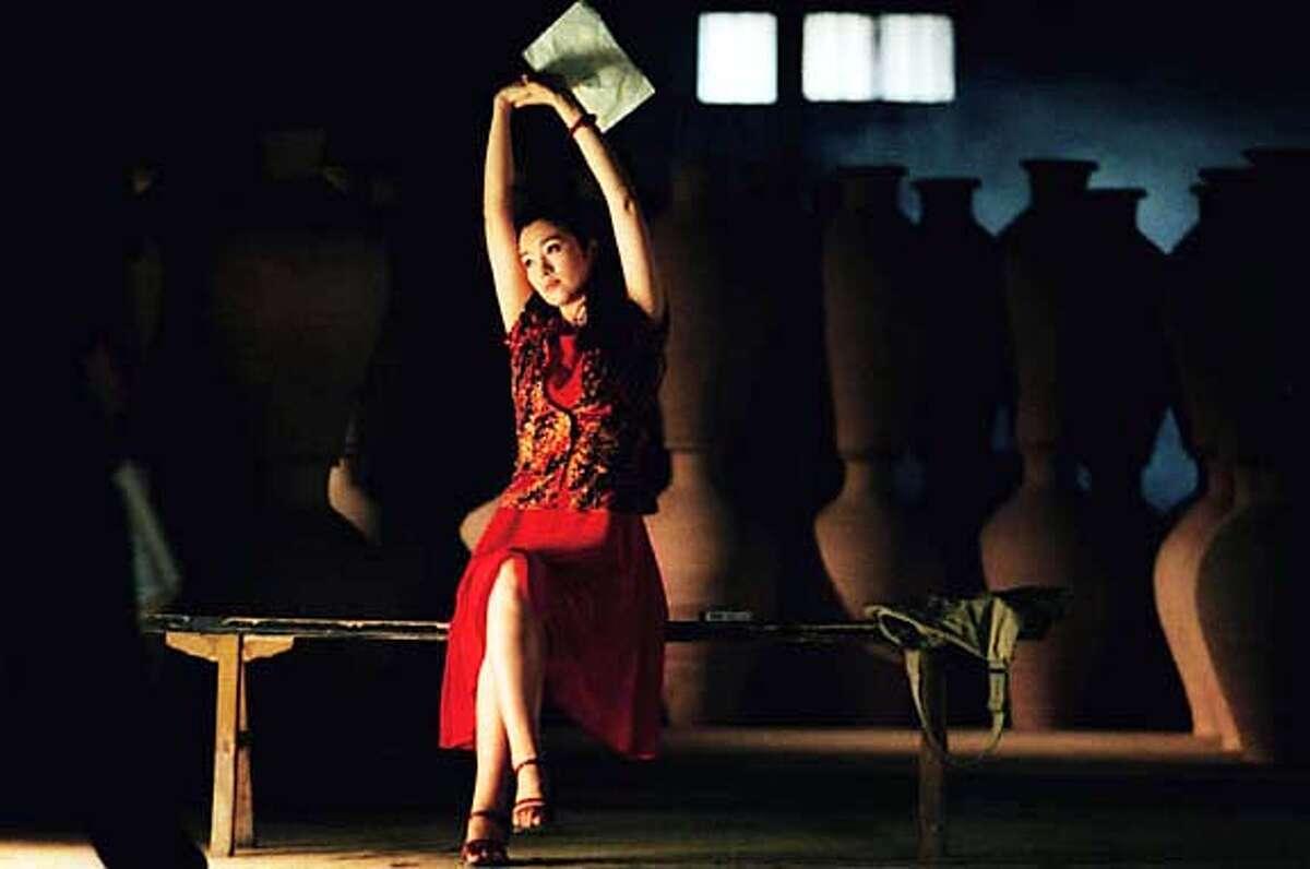 """Chinese actress Gong Li makes a triumphant return in """"Zhou Yu's Train."""""""