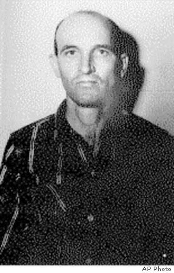 """** FILE ** Edgar Ray Killen is shown in a file photo from 1964. Killen, a reputed Ku Klux Klansman, was arrested late Thursday, Jan. 6, 2005, on murder charges in the 1964 slaying of three voter-registration volunteers, a case that is one of the last pieces of unfinished business from the civil rights era. Neshoba County (Miss.) Sheriff Larry Myers told The Associated Press that Killen was arrested at his home without incident. Myers said there would be more arrests in connection with the killings, which were dramatized in the 1988 movie """"Mississippi Burning."""" (AP Photo/Courtesy University of Missouri-Kansas City School of Law) BEST QUALITY AVAILABLE, 1964 FILE PHOTO Photo: Courtesy University Of Missouri-Kansas City School Of Law"""