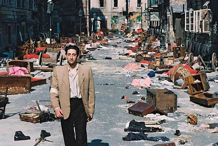 "Adrien Brody took his part in ""The Pianist'' very seriously: ""Playing a real person, you have the obligation to do it the right way.''"