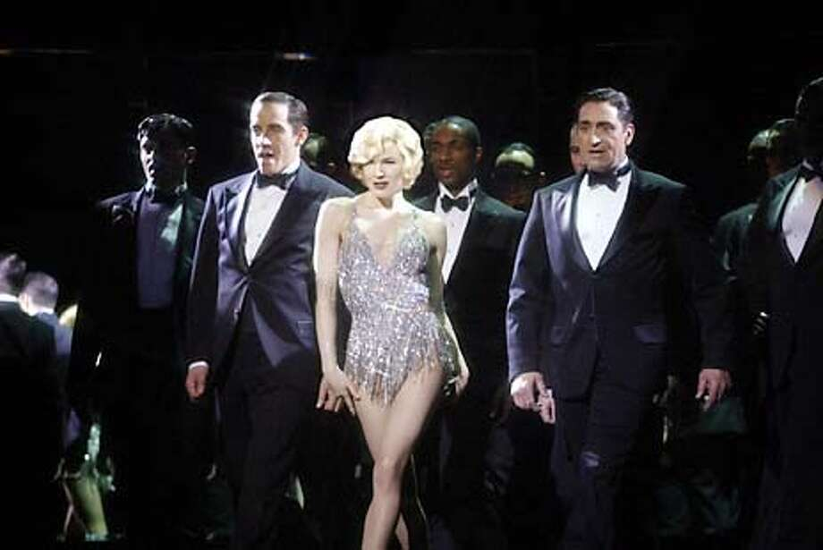 Ren�e Zellweger in Rob Marshall�s CHICAGO. HANDOUT PHOTO/Photo Credits: David James Photo: HANDOUT