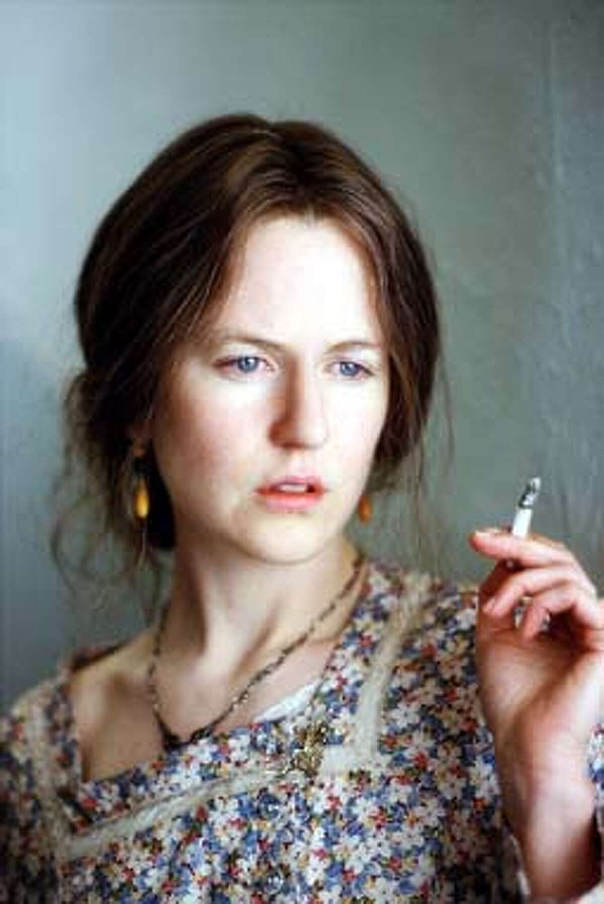 Nicole Kidman as Virginia Woolf in