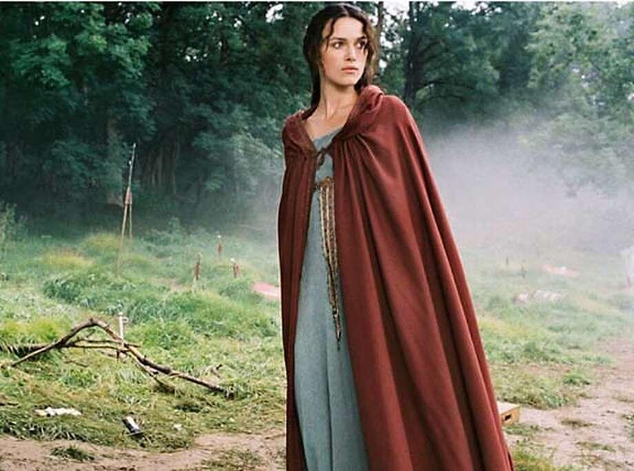"Keira Knightley in ""King Arthur"" Photo: Handout"