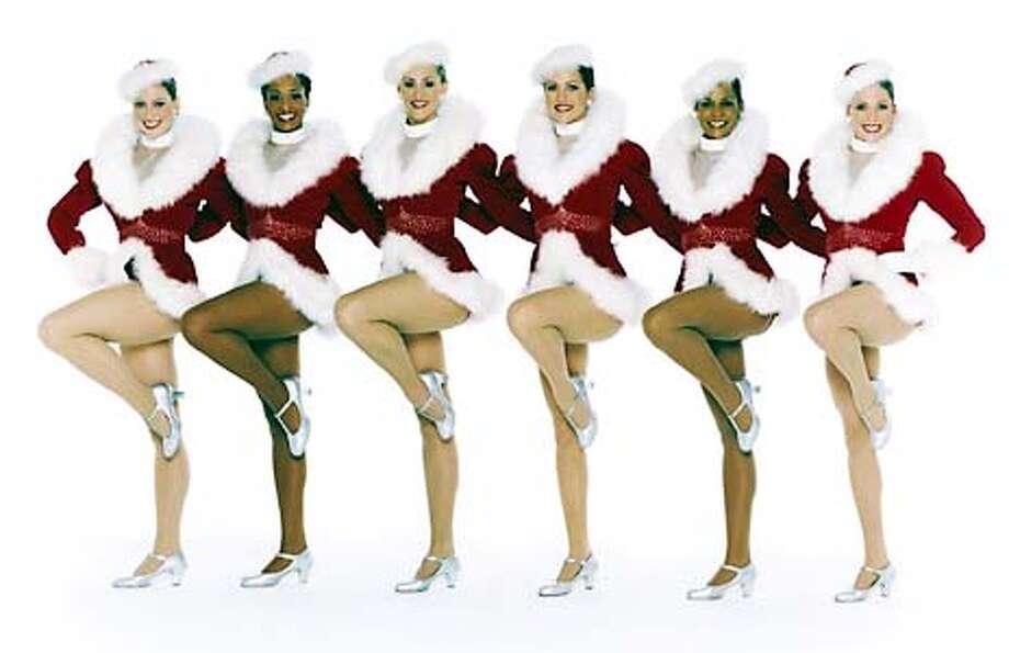 Radio City Rockettes  (HANDOUT PHOTO) Photo: HANDOUT