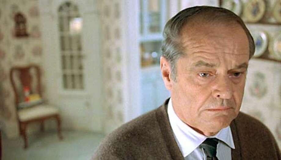 "Jack Nicholson portrays Warren Schmidt, a repressed retired insurance actuary, in Alexander Payne's ""About Schmidt.'"